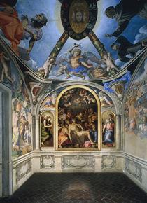 Florenz, Pal.Vecchio, Capella Eleonora von AKG  Images