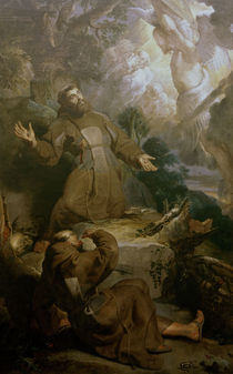 P.P.Rubens, Stigmatisation Franziskus von AKG  Images
