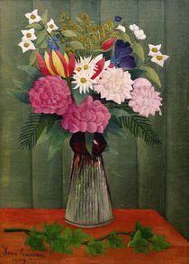 H.Rousseau, Blumenstrauss mit Efeuzweig by AKG  Images