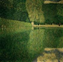 Gustav Klimt, Schoenbrunner Park von AKG  Images