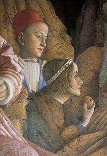 Lodovico u.Paola Gonzaga / Mantegna by AKG  Images