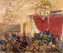 Slevogt/Auktion Slg.Huldschinsky/1928 von AKG  Images