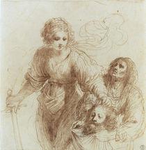 Guercino, Judith (Zeichnung) von AKG  Images