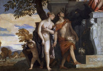 P.Veronese, Venus, Merkur, Eros u.Anter. by AKG  Images