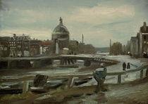 v.Gogh, De Singel in Amsterdam von AKG  Images