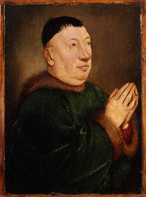 Jan van Eyck/ Bildnis e. aelteren Mannes by AKG  Images