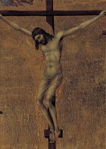 Duccio, Kreuzigung Christi, Schaecher by AKG  Images