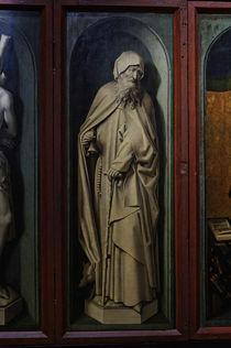 R.van der Weyden, Hl.Antonius von AKG  Images