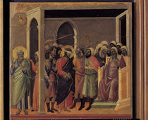 Duccio, Erste Geisselung by AKG  Images