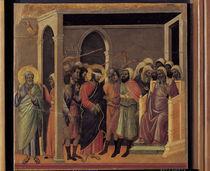 Duccio, Erste Geisselung von AKG  Images