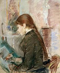 B.Morisot, Paule Gobillard zeichnend von AKG  Images