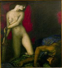 F.v.Stuck, Judith u. Holofernes by AKG  Images