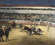 Edouard Manet, Stierkampf von AKG  Images