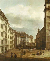 Dresden, Kreuzkirche / Bellotto by AKG  Images