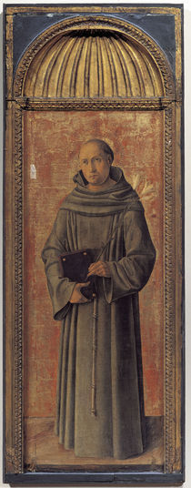 Giov.Bellini, Antonius von Padua von AKG  Images