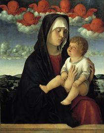 Giovanni Bellini, Maria mit Kind... von AKG  Images