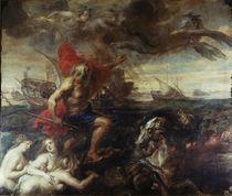 Rubens, Neptun, die Wogen beschwicht. von AKG  Images