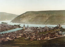 Bingen u.Bingerbrueck / Photochrom by AKG  Images