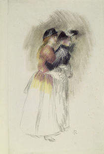 Renoir, Zwei Frauen/ 1890 by AKG  Images