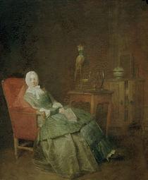 J.B.S.Chardin, Freuden des Privatlebens von AKG  Images