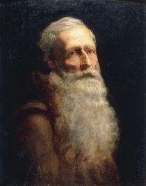 L.Alma Tadema, Kopf eines alten Mannes von AKG  Images