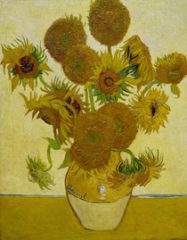 V.van Gogh, Sonnenblumen (London) by AKG  Images