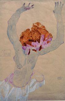 Egon Schiele, Die Blinde von AKG  Images