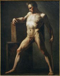 Th.Gericault, Aktstudie eines Mannes von AKG  Images