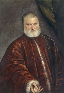 Antonio Cappello / Gem.v.Tintoretto von AKG  Images
