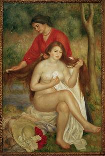 A.Renoir, La toilette von AKG  Images