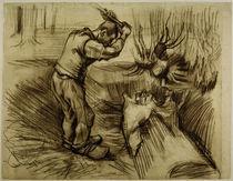 V.van Gogh, Holzfaeller by AKG  Images