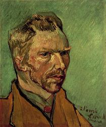 van Gogh, Selbstbildnis, Arles    1888 by AKG  Images