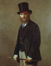 Edouard Manet / Gem.v.Fantin Latour by AKG  Images