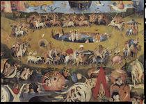Bosch, Garten der Lueste, Ausschnitt von AKG  Images