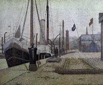 G.Seurat, La Maria, Honfleur/ 1886 by AKG  Images