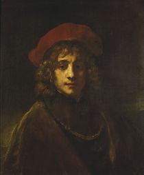 Rembrandt, Titus / um 1657 von AKG  Images