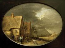 David Teniers d.J., Beim Kegelspiel von AKG  Images
