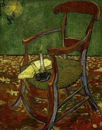 Van Gogh, Gauguins Stuhl von AKG  Images