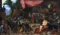Jan Brueghel, Das Gefuehl by AKG  Images