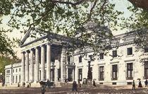 Wiesbaden, Neues Kurhaus / Foto um 1910 von AKG  Images