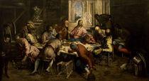 Tintoretto, Das Abendmahl von AKG  Images