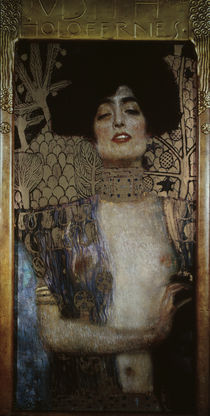 Klimt, Judith mit Haupt des Holofernes von AKG  Images
