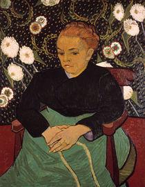 Van Gogh/La Berceuse (Augustine Roulin) von AKG  Images