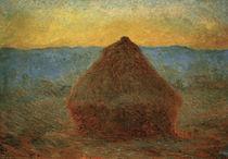 Monet, La meule, environs de Giverny by AKG  Images