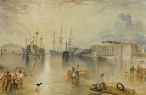 W.Turner, Upnor Castle von AKG  Images