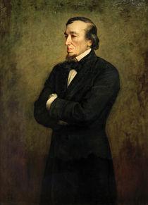 Benjamin Disraeli / Gem.v.Millais von AKG  Images