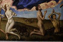 R.van der Weyden, Selige, Auferstehende von AKG  Images