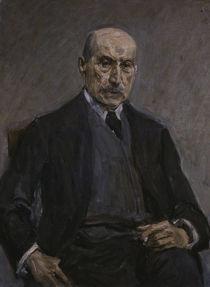 Max Liebermann, Selbstbildnis 1927 by AKG  Images