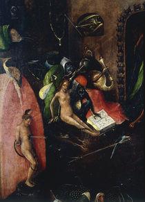 H.Bosch, Die Hoelle, Ausschnitt by AKG  Images