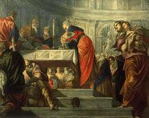 Tintoretto, Darstellung Jesu im Tempel von AKG  Images